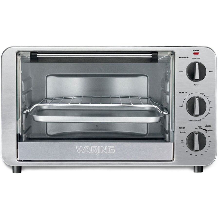 Waring 6-Slice Convection Toaster Oven