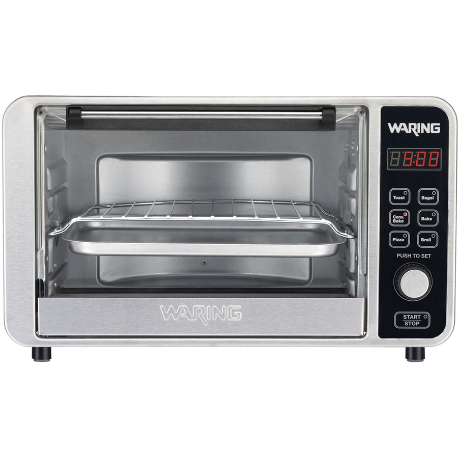 Professional Countertop Convection Oven Reviews : Shop Waring PRO 6-Slice Convection Toaster Oven at Lowes.com