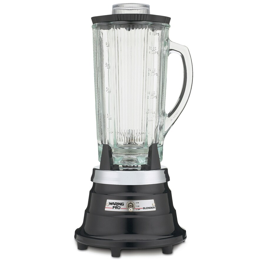 Waring PRO 40 oz Black 2-Speed Blender