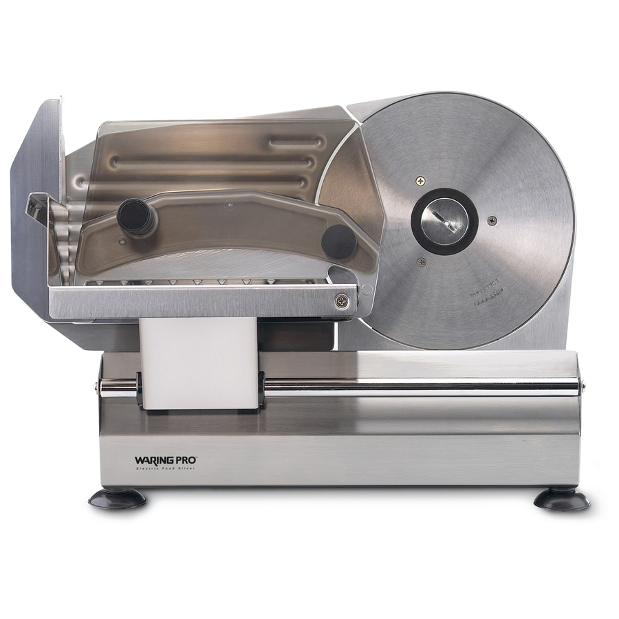 Waring PRO 1-Speed Food Slicer