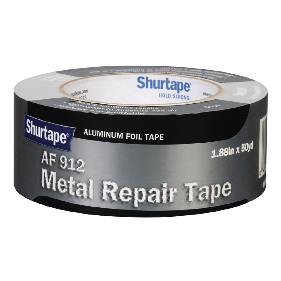 Shurtape 1.88-in x 150-ft Silver/Aluminum Repair Tape