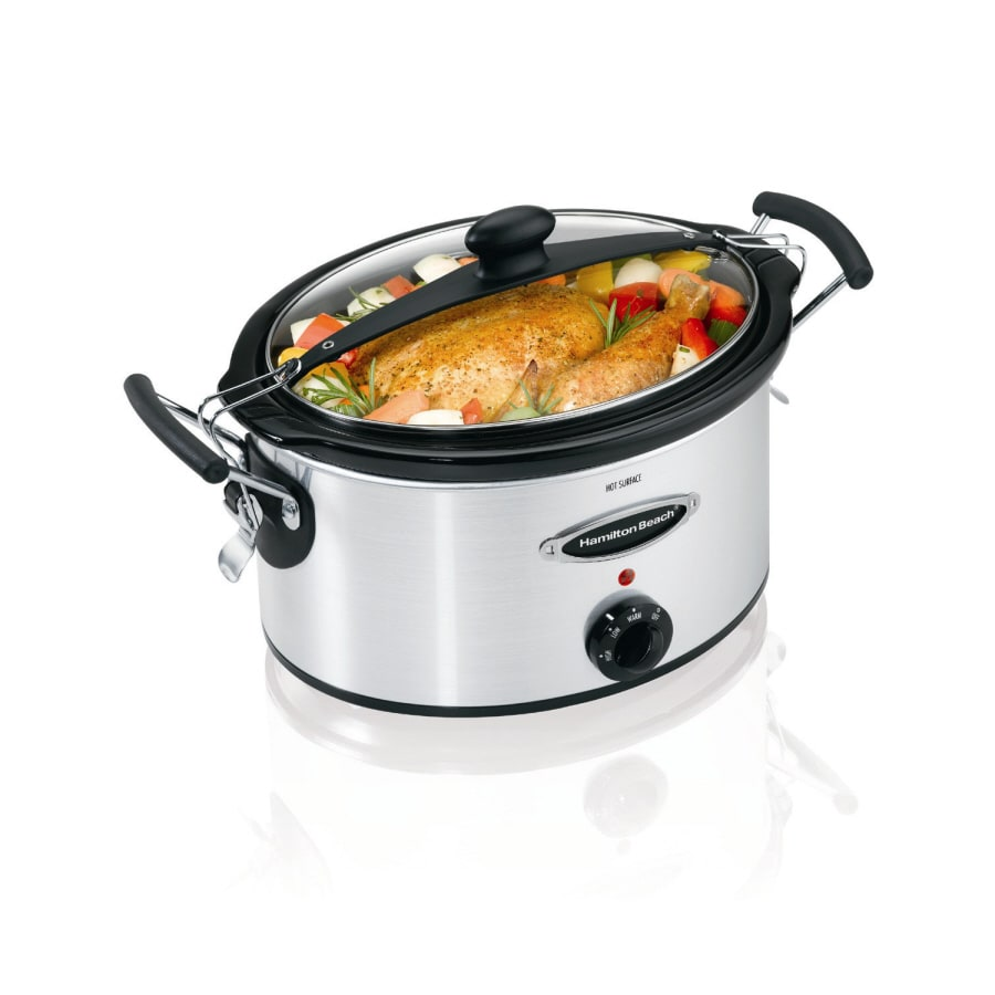 Hamilton Beach 5-Quart  Slow Cooker