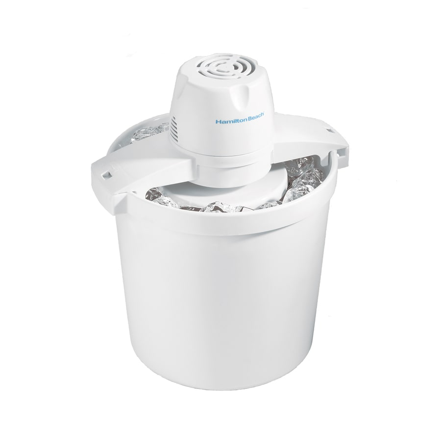 Hamilton Beach 4-Quart Hamilton Beach Ice Cream Maker
