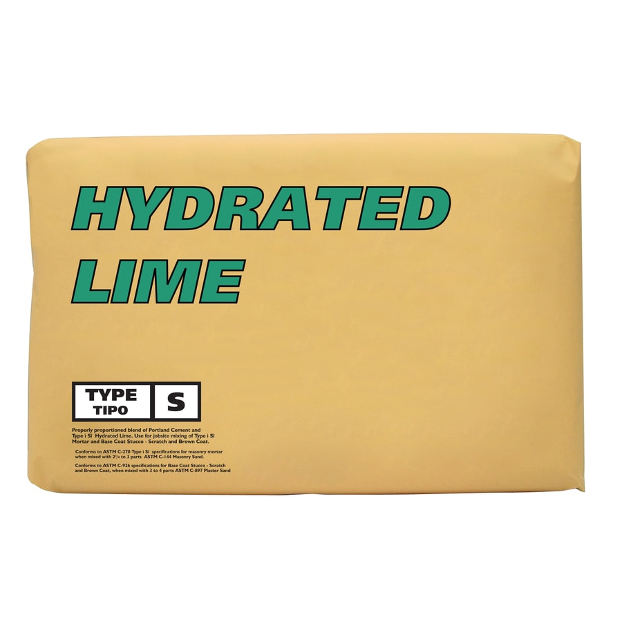 QUIKRETE 50-lb Hydrated Lime