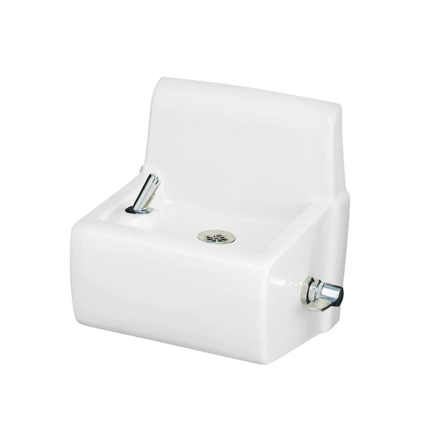 Shop KOHLER 1-Head Outdoor Drinking Fountain at Lowes.com