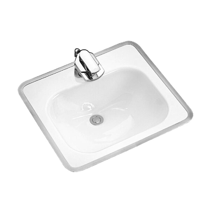 KOHLER 18-in W x 20-in L Stainless Steel Bathroom Sink Frame