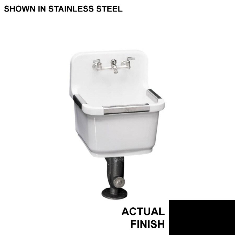 Kohler Sudbury Stainless Steel Utility Sink Rim Guard At Lowes Com