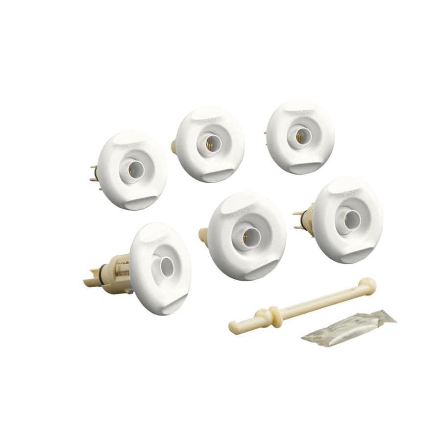 KOHLER 6-Pack Whirlpool Jets