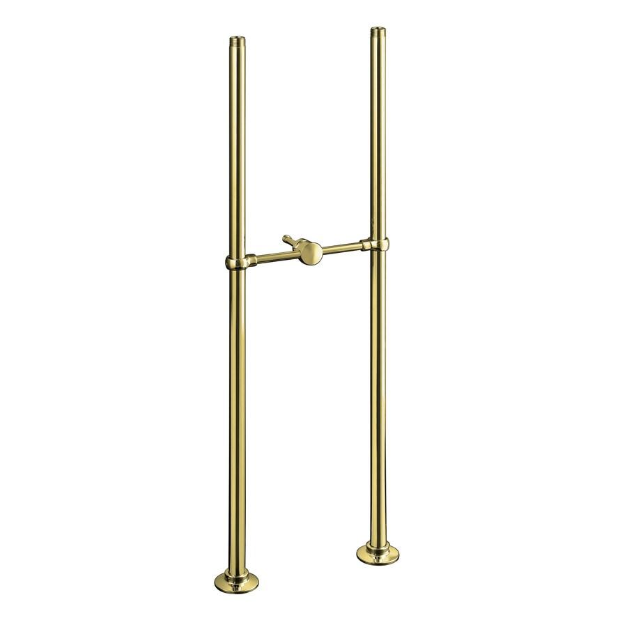 KOHLER 1/2-in Compression 29.625-in Brass Riser Supply Line