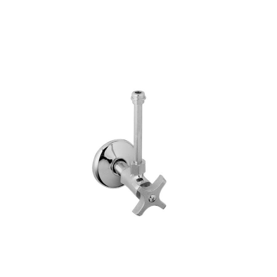 KOHLER 2-Pack 3/8-in Compression 12-in Brass Toilet Supply Lines