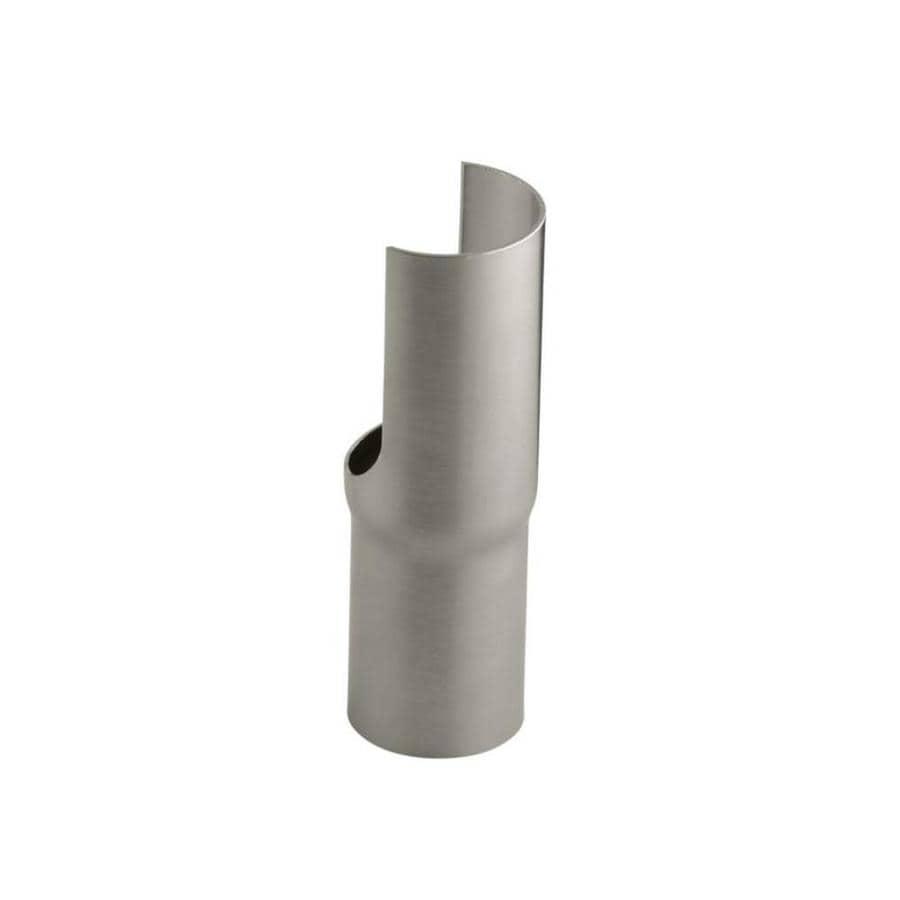 KOHLER Stainless Steel Console Bathroom Sink Shroud