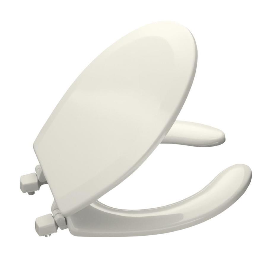 KOHLER Lurstra Plastic Round Toilet Seat