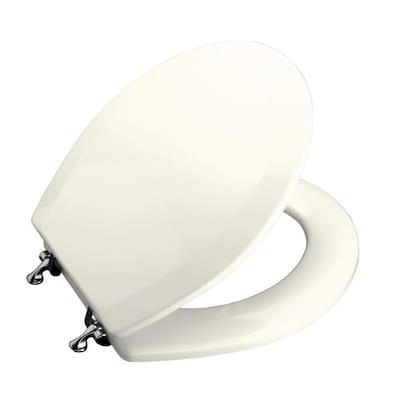 Superb Triko Wood Round Toilet Seat Beatyapartments Chair Design Images Beatyapartmentscom