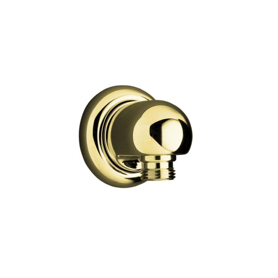 KOHLER Vibrant Polished Brass Faucet Elbow