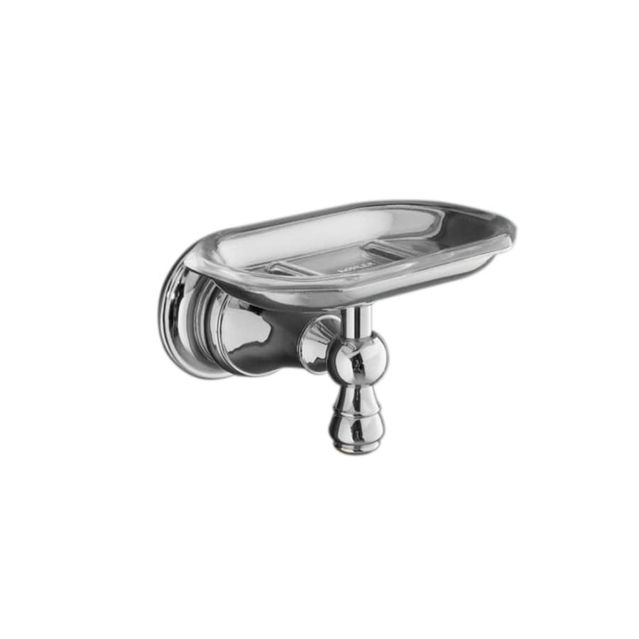 KOHLER Revival(R) soap dish, Polished Chrome