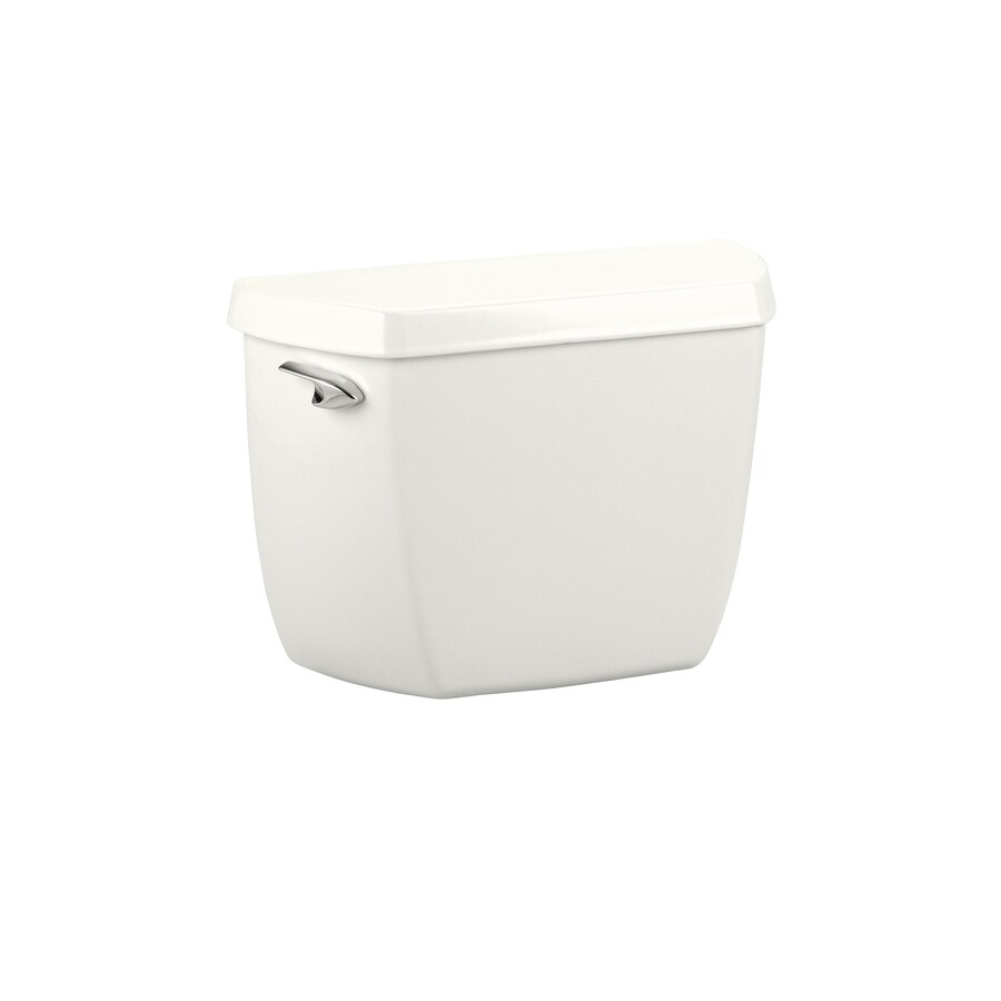 KOHLER Wellworth White 1.6-GPF (6.06-LPF) 12-in Rough-In Single-Flush Toilet Tank