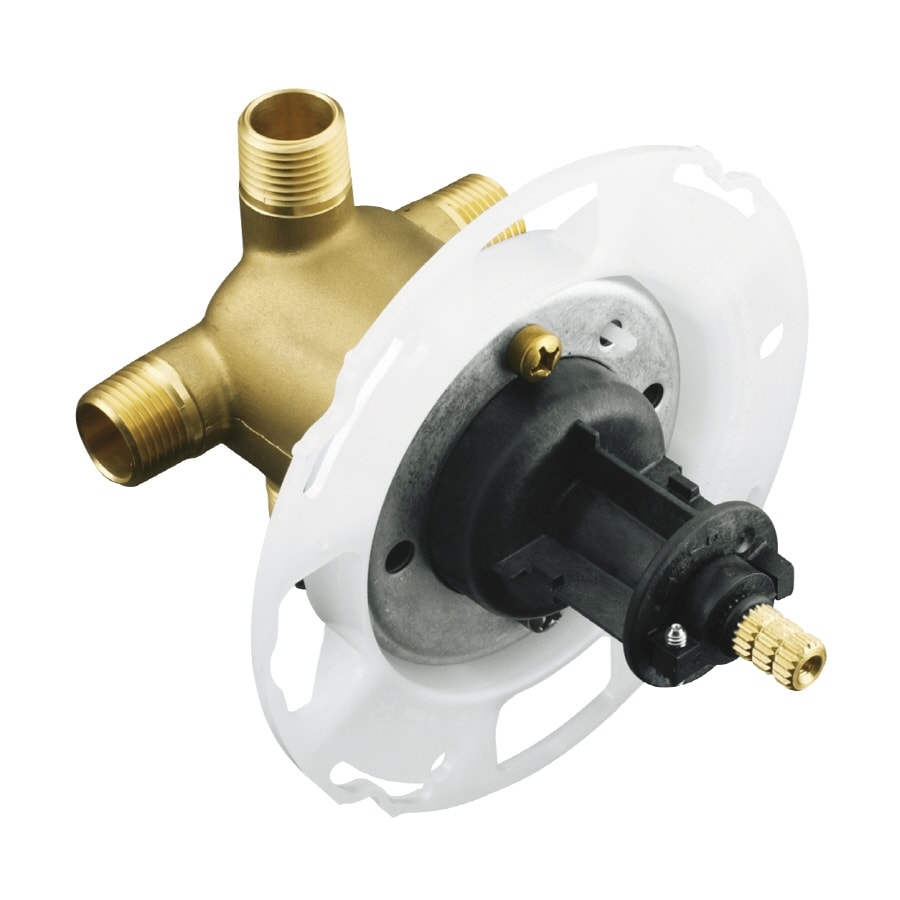 Shop Kohler 4 In L 1 2 In Sweat Brass Wall Faucet Valve At Lowes Com