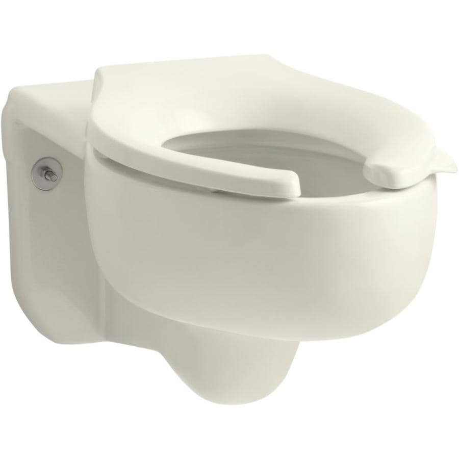 KOHLER Stratton Biscuit Elongated Standard Height Toilet Bowl