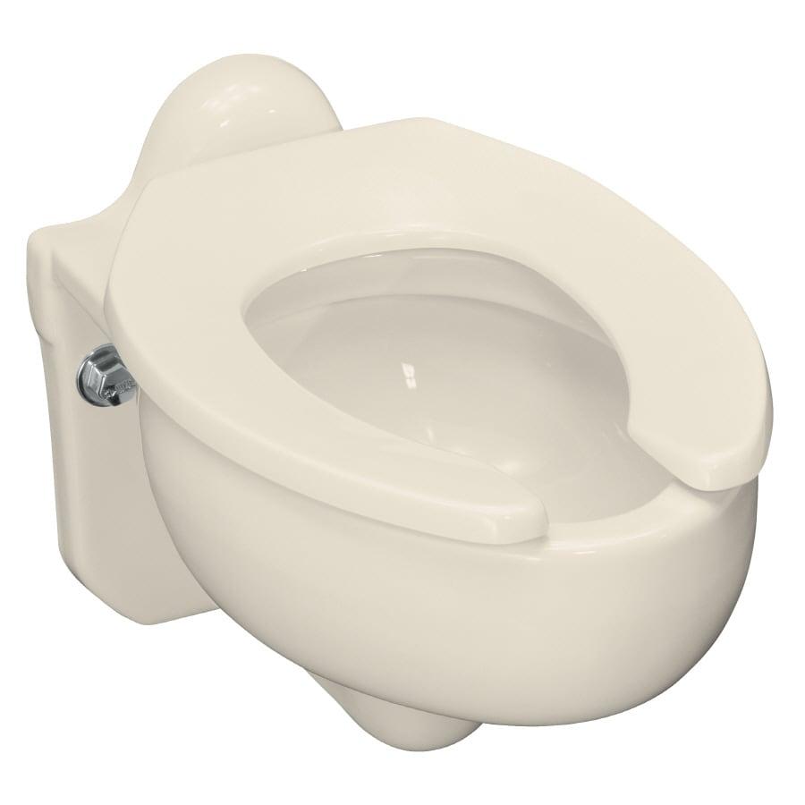 KOHLER Almond Elongated Toilet Bowl