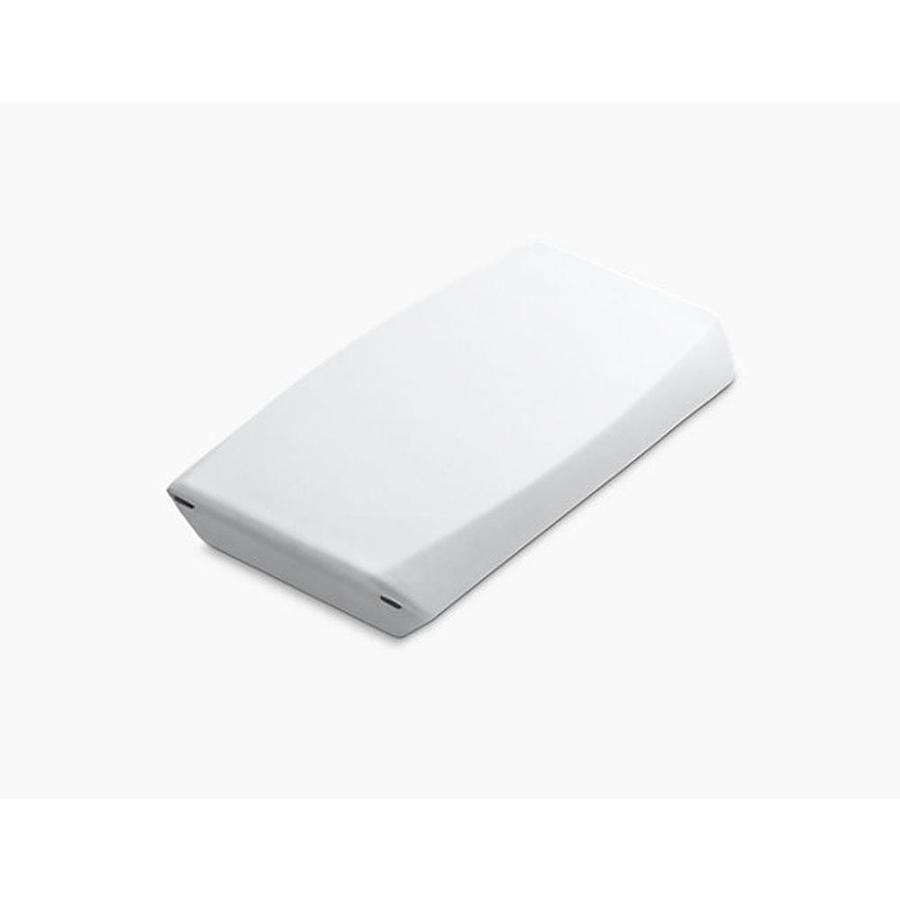 KOHLER White Plastic Freestanding Shower Seat