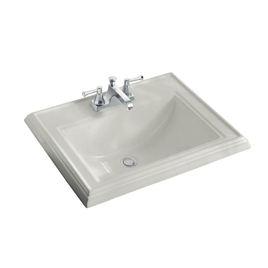 KOHLER Ice Grey Bathroom Sink