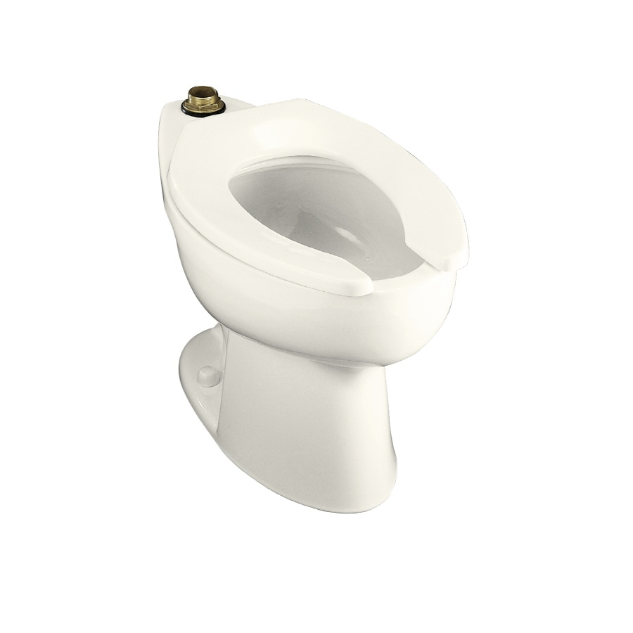 KOHLER Highcrest Biscuit Elongated Chair Height Toilet Bowl