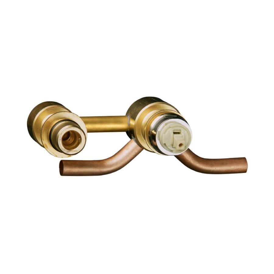 KOHLER 9-in L 1/2-in Sweat Brass Wall Faucet Valve