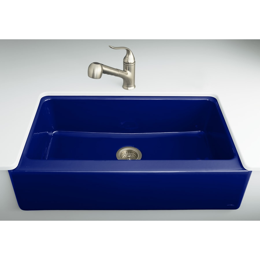Blue Kitchen Sinks - Sink Ideas