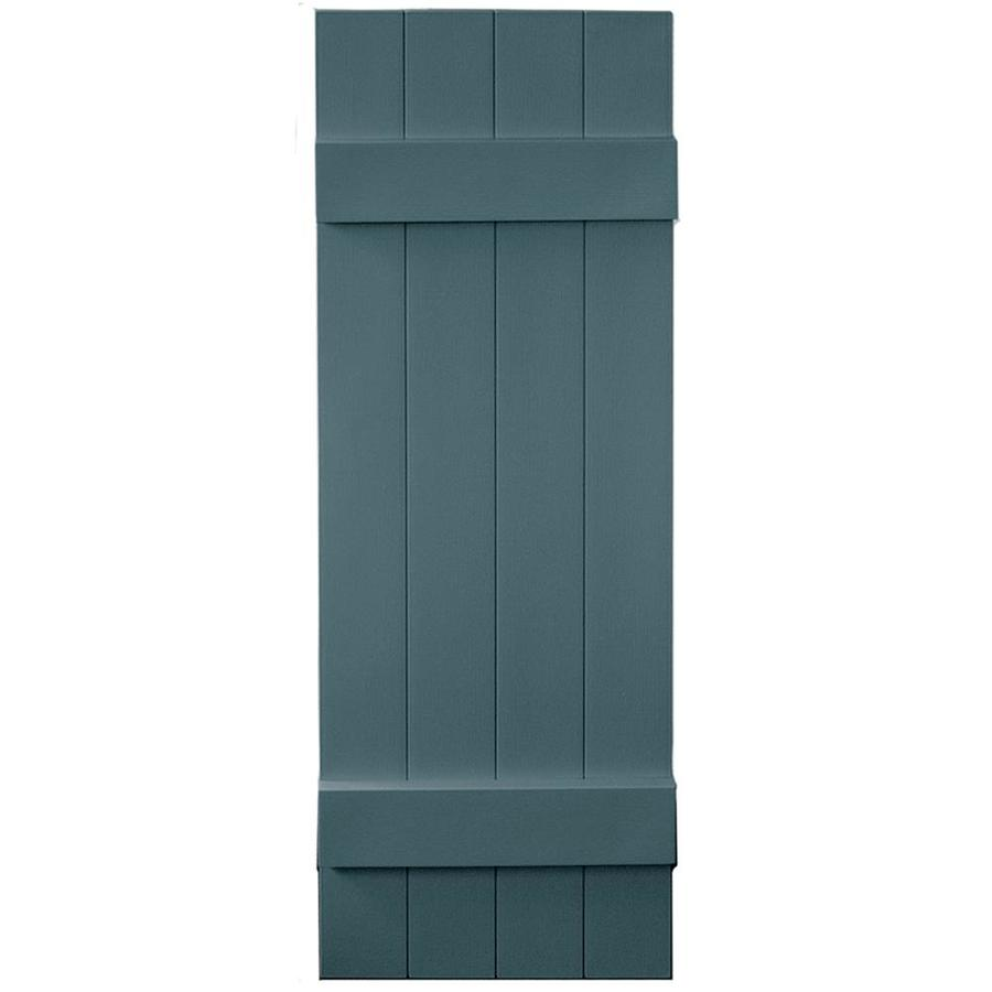 Shop Vantage 2 Pack Wedgewood Blue Board And Batten Vinyl