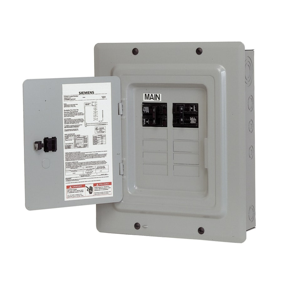 Murray 20 Circuit 100 Amp Main Breaker Load Center Value