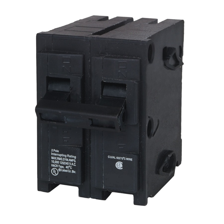 Shop Murray Mp 100 Amp 2 Pole Main Circuit Breaker At How To Build A Simple Unit