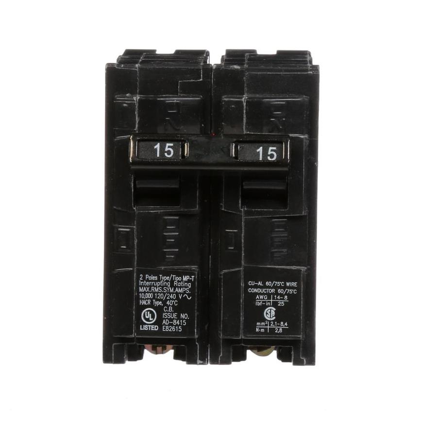 Murray Mp 15-Amp 2-Pole Main Circuit Breaker