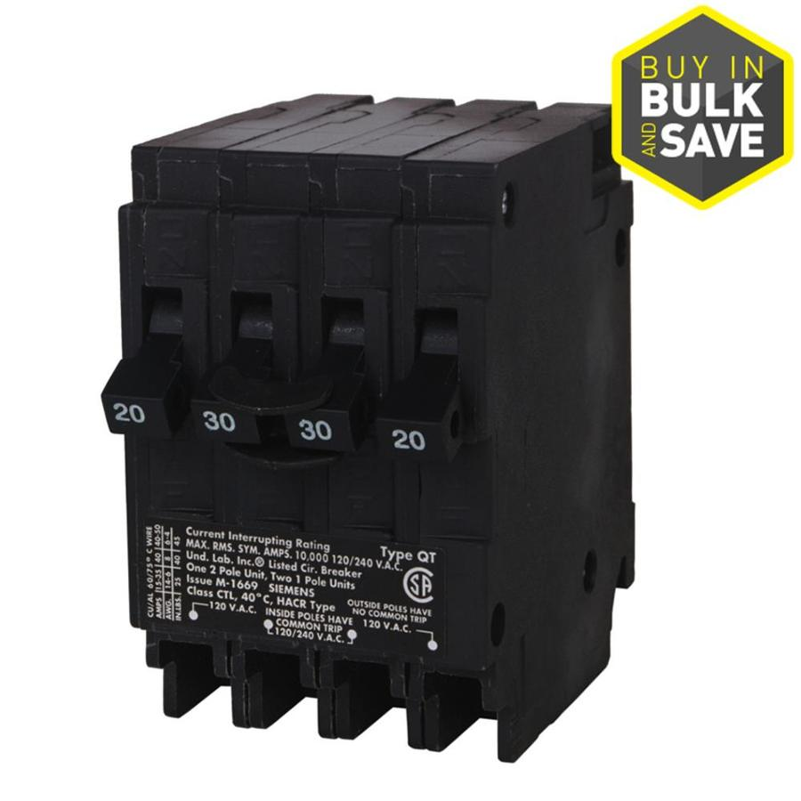 Murray QP 30-Amp 3-Pole Tandem Circuit Breaker