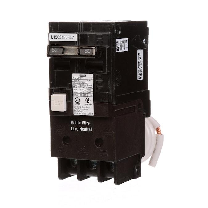 Siemens Qp 20 Amp 1 Pole Standard Trip Circuit Breaker In The Circuit Breakers Department At Lowes Com