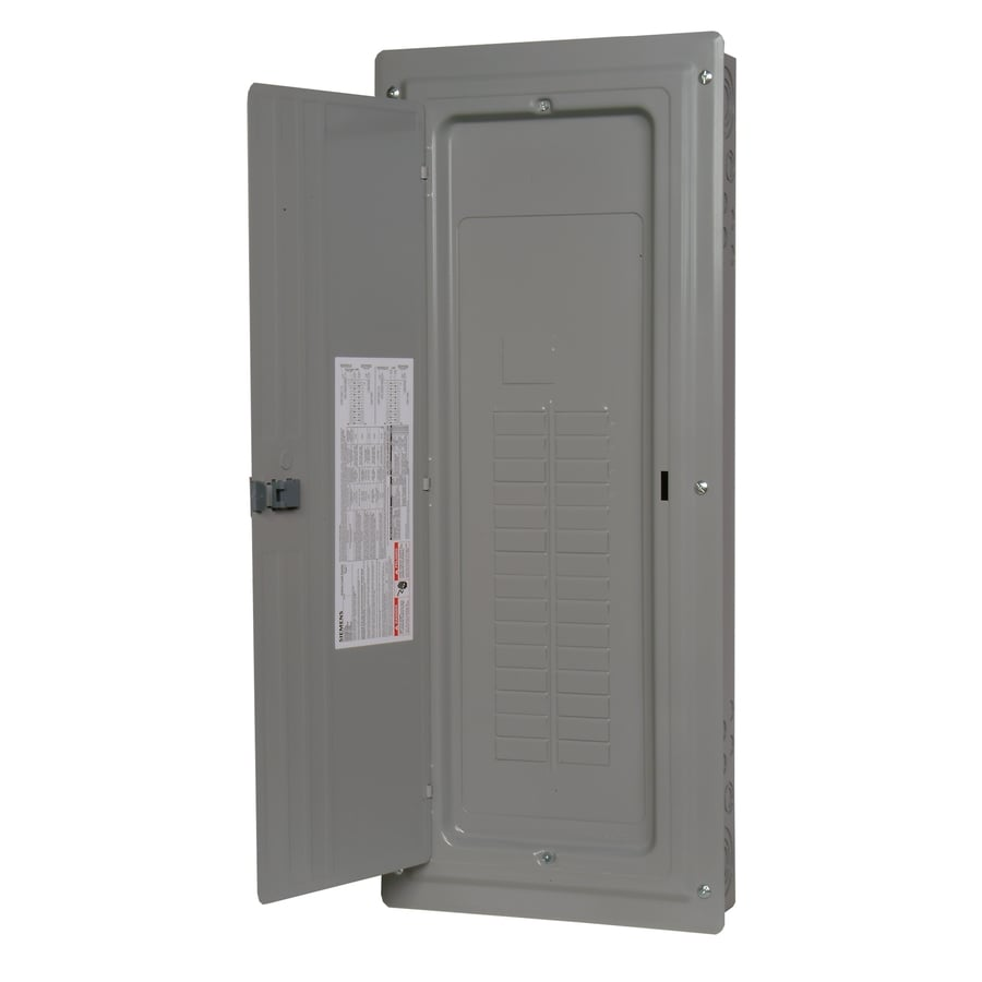 Siemens 40-Circuit 30-Space 200-Amp Main Lug Load Center