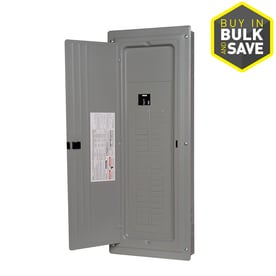 040892650518lg shop circuit breakers, breaker boxes & fuses at lowes com outdoor fuse box at sewacar.co