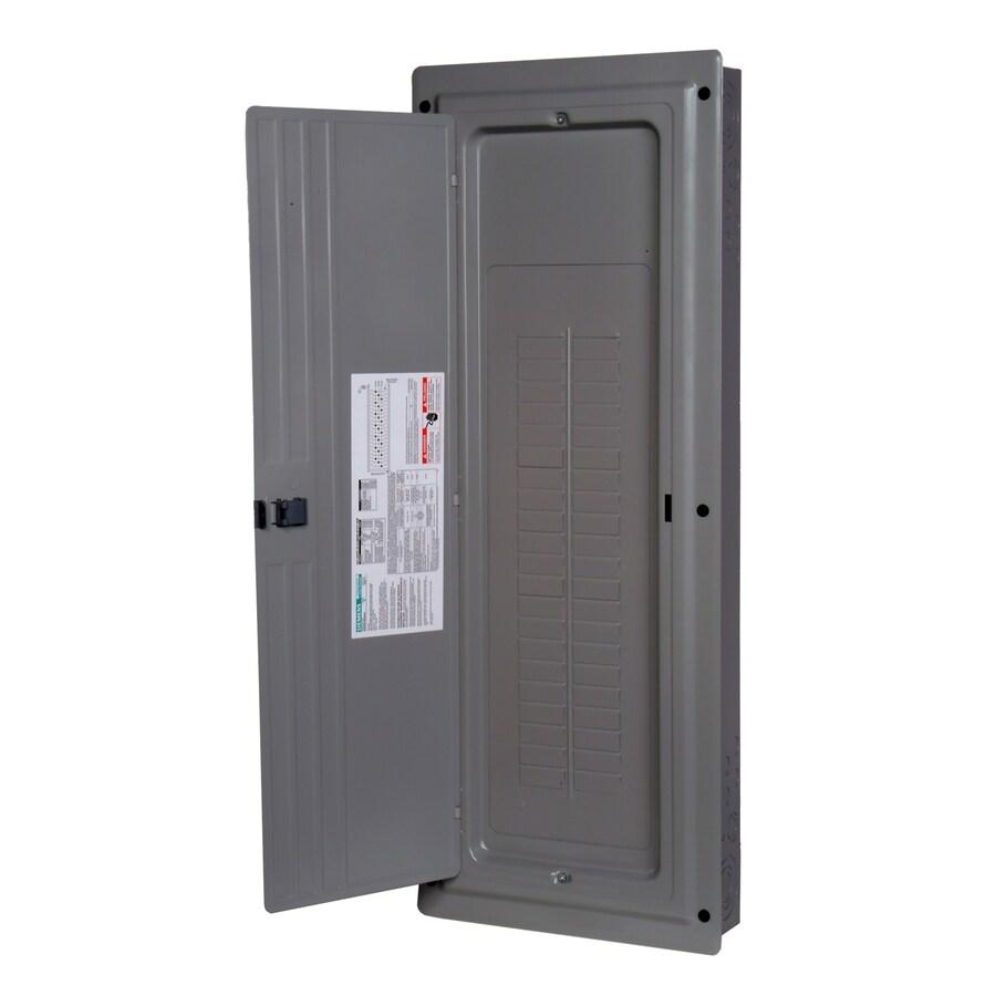 Siemens 60-Circuit 42-Space 225-Amp Main Lug Load Center