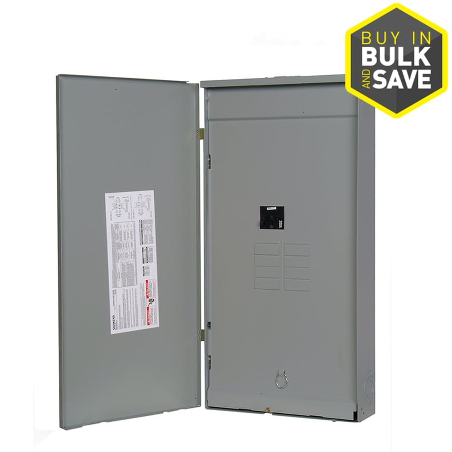Sie 16-Circuit 200-Amp Main Breaker Load Center at Lowes.com on