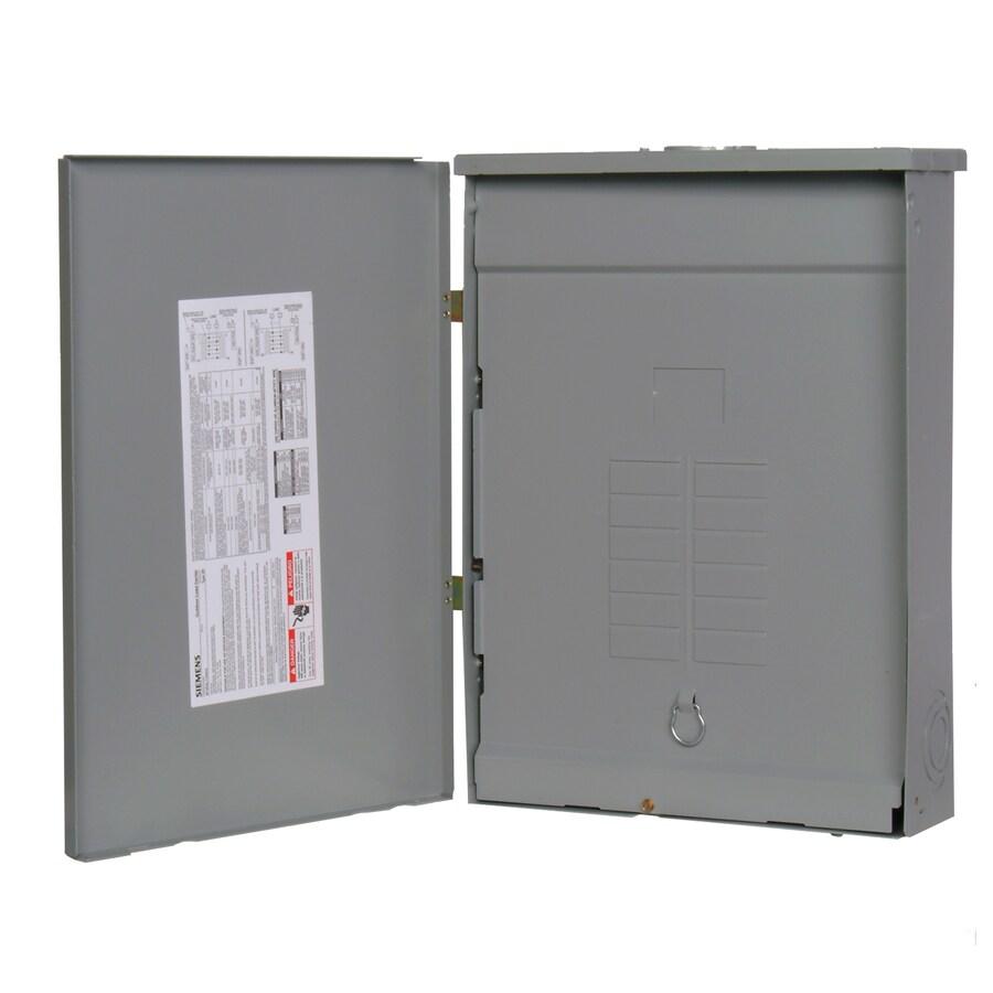 Siemens 24-Circuit 12-Space 200-Amp Main Lug Load Center