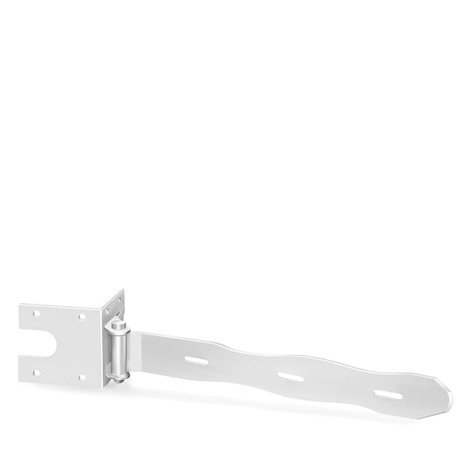 "Freedom White ""No Rust"" Drive Gate Hinge"