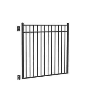 Decorative Metal Fence Fence Gates At Lowes Com