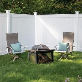 Vinyl Fence Panels at Lowes com
