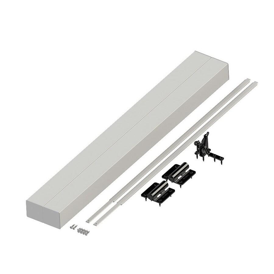 Freedom VersaRail 48-in W x 42-in H Aluminum Deck Railing Gate