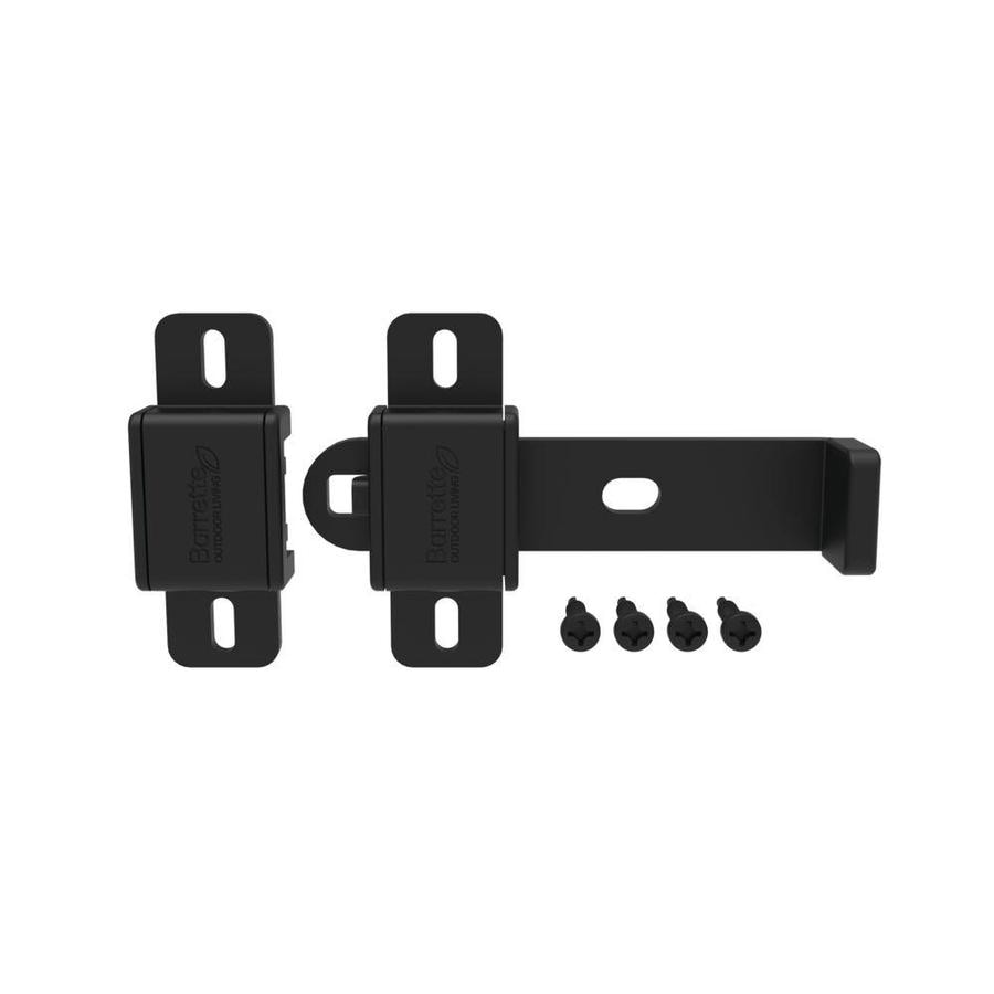BOERBOEL Steel-Painted Gate Latch