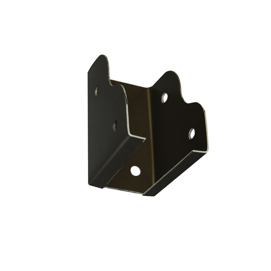 Barrette Brown Steel Connector Handrail Brackets
