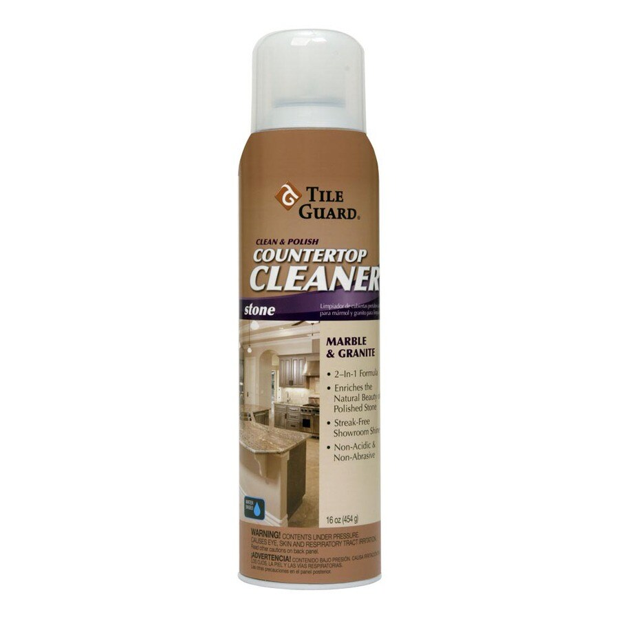 Tile Guard 16-oz Polish and Cleaner