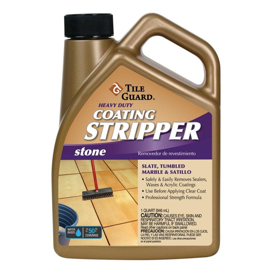 Tile Guard 1-Quart Coating Stripper