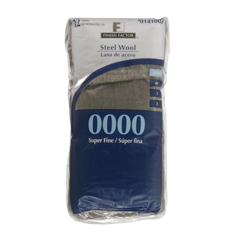 Finish Factor Super Fine Steel Wool