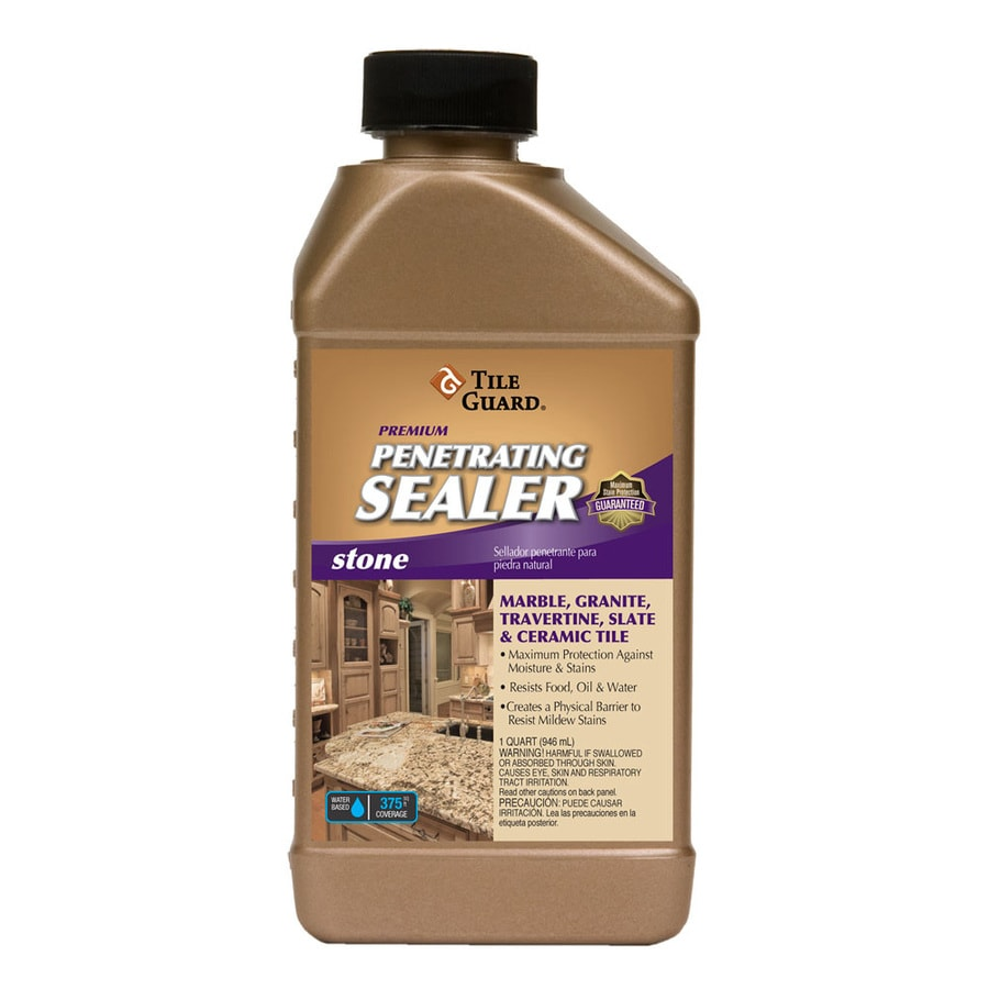 Tile Guard 16-oz Premium Penetrating Sealer
