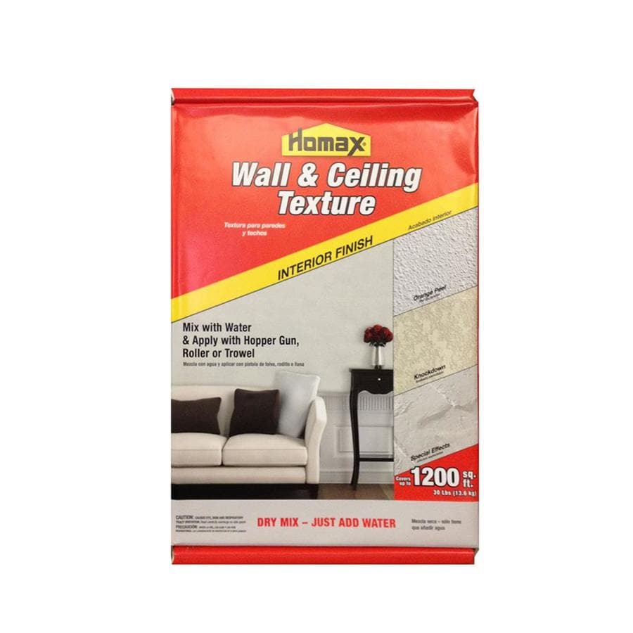Homax 30-lb White Sprayer Wall and Ceiling Texture